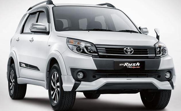Toyota Rush Trd Sportivo Mobil Mobil Keluarga Suv