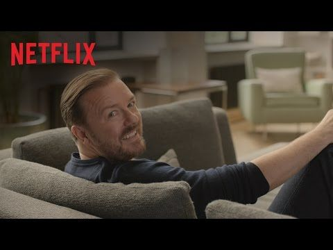"Ricky Gervais - ""Superfan"" - Netflix Commercial - EMMY 2014 - HD - YouTube"