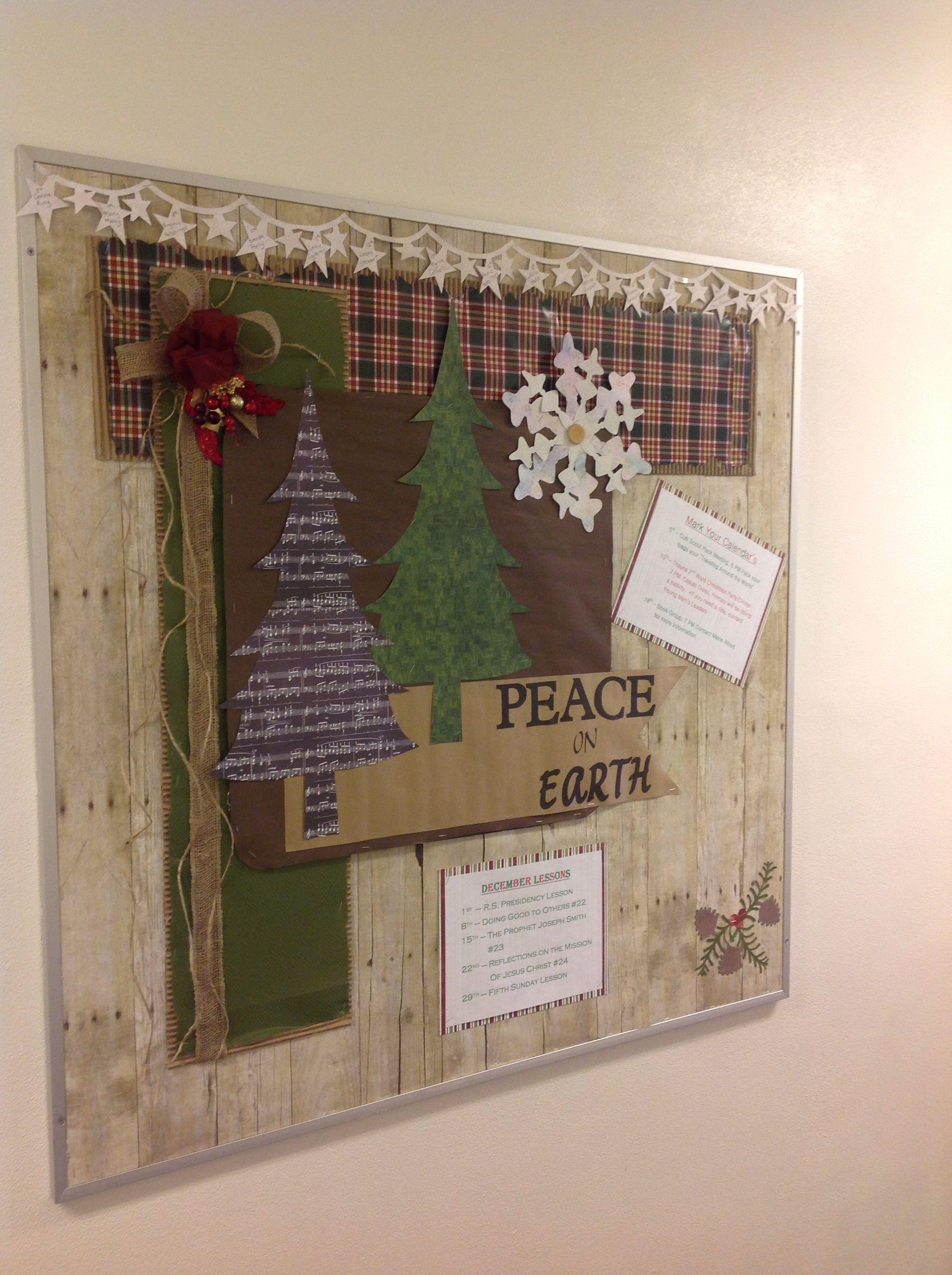 November Calendar Bulletin Board Ideas : December bulletin board day hab pinterest
