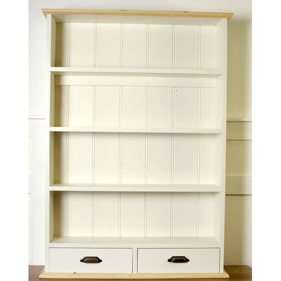 Kitchen wall shelving units white wood curio wall shelf for Double kitchen wall unit