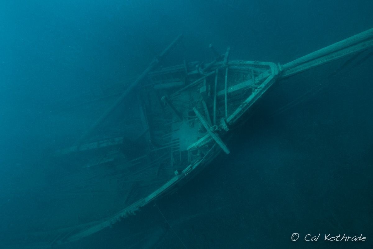 Lake Huron Shipwreck Arabia In North America S Great