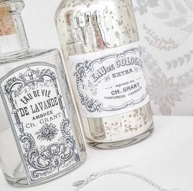 Stunning Bathroom accessories, these frosty coloured perfume bottles look great in any bathroom, a great piece of decor! https://www.acaciahome.co.uk/category/68/perfume-bottles