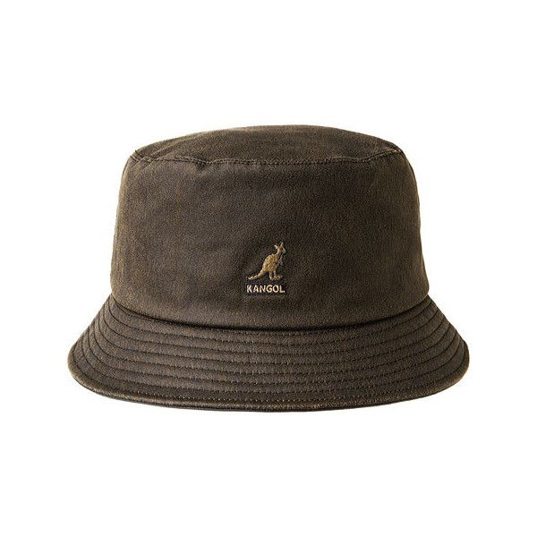 Kangol Quilted Military Lahinch 774 270 Idr Liked On Polyvore Featuring Accessories Hats Brown Fishing Hat Kangol Brimme Kangol Brown Hats Summer Hats