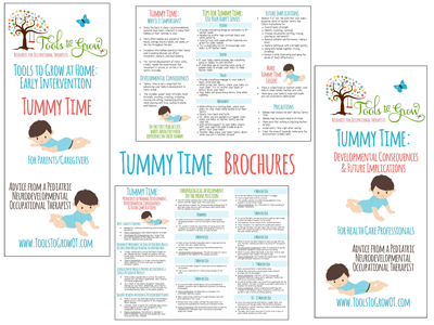 Tummy Time Pediatric Physical Therapy Occupational Therapy Activities Tummy Time