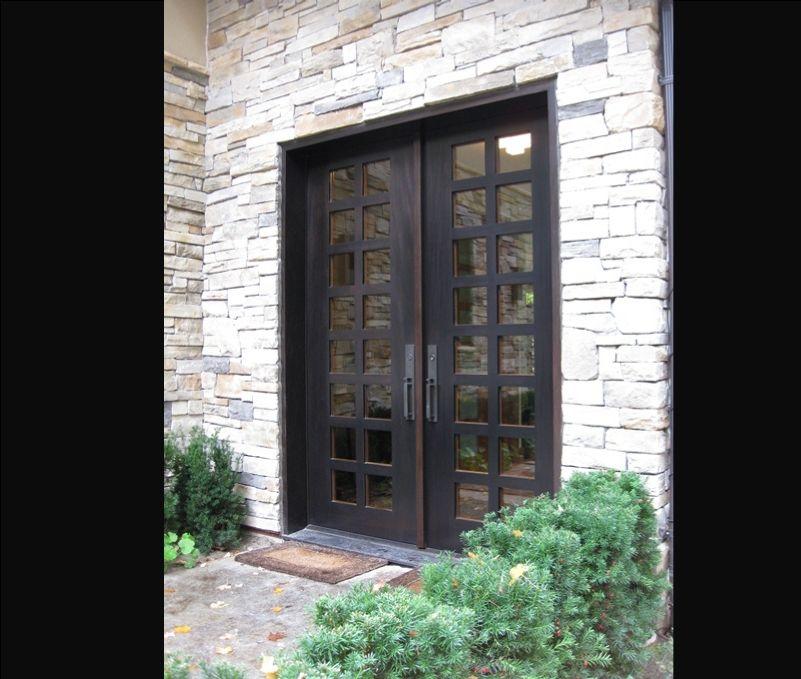 Exterior Doors: Double Entry Doors | House ideas | Pinterest ...