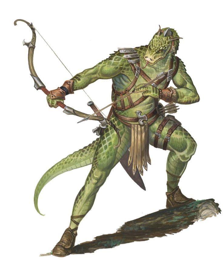 Image result for pathfinder nagaji | Scaly & Amphibians ...  Image result fo...
