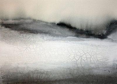 Jonas Peterson Frozen Art Noir Et Blanc Paysages Abstraits Et