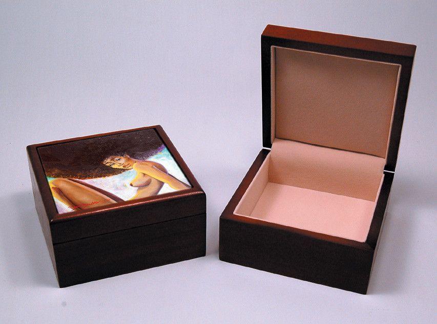 Supanatural Keepsake Boxes
