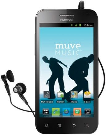 Huawei Mercury For Cricket Gains Unlimited Muve Music Service Challenges Aural Appetites Huawei Cool Things To Buy Samsung Galaxy Tab