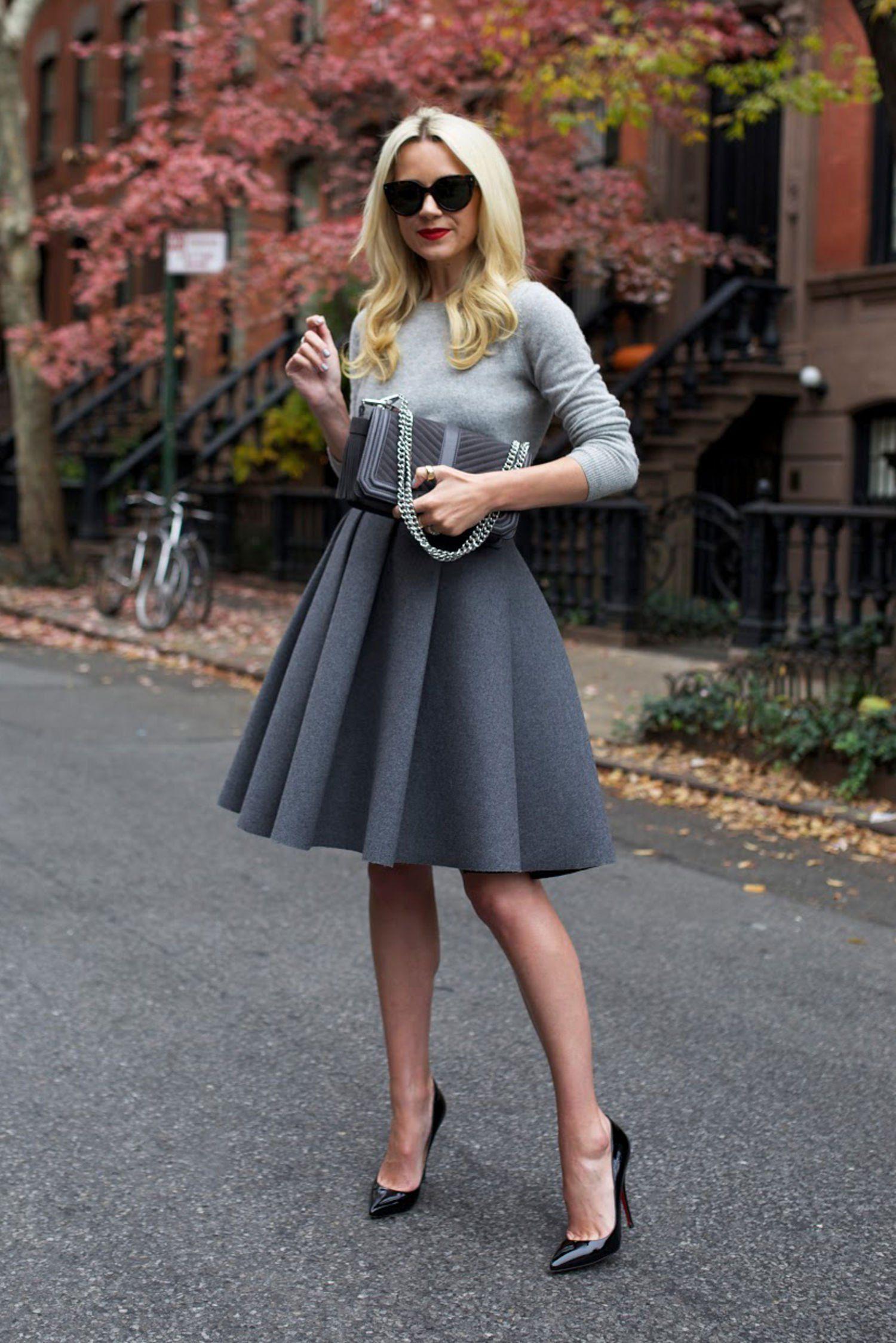 8c91b938208c7 20 Ideas de outfits que puedes usar en el trabajo y te harán lucir ...