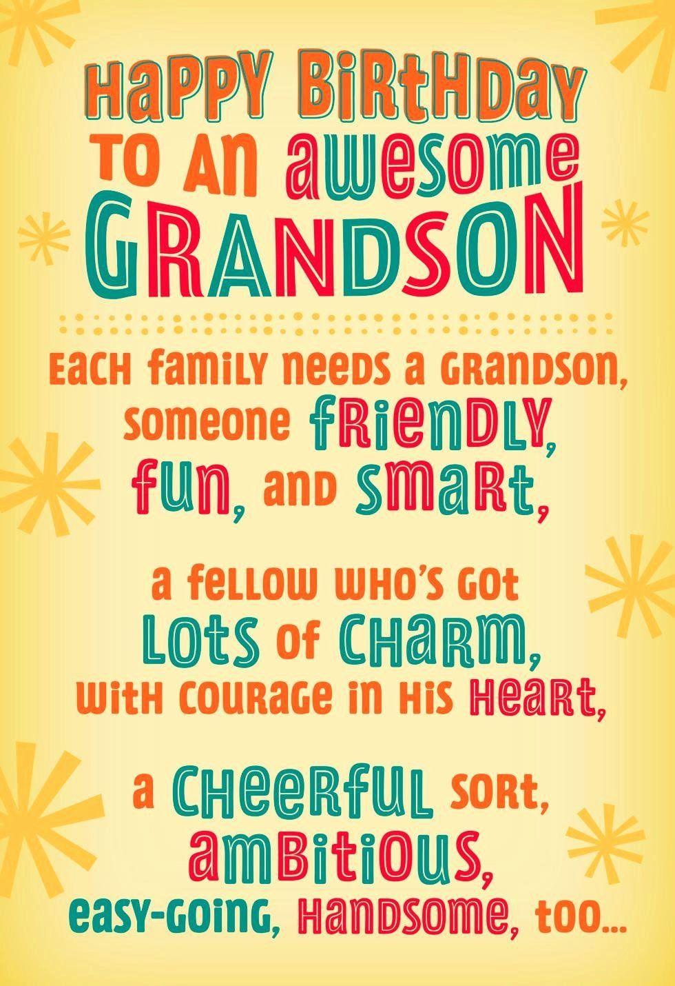 Happy 2nd Birthday Grandson Elegant Happy 2nd Birthday Grandson Cards Ecard 18th High Q Happy Birthday Grandson Grandson Birthday Cards Birthday Quotes For Him