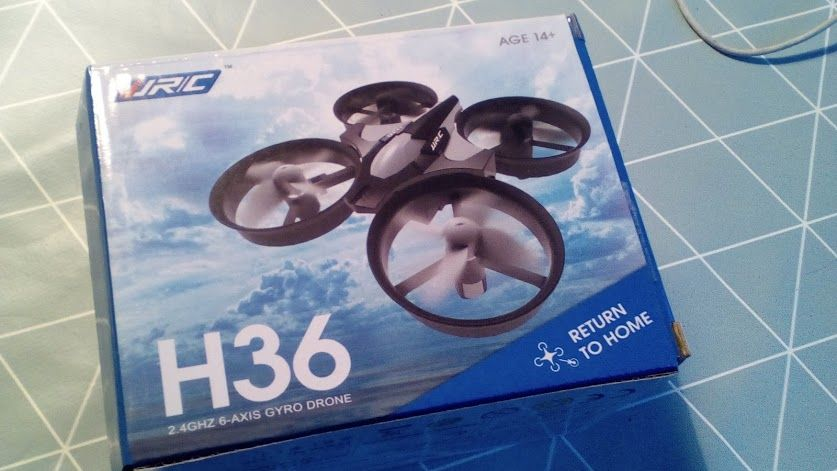 My thoughts about the JJRC H36    #h36 #jjrc #jjrc h36 #tiny whoop
