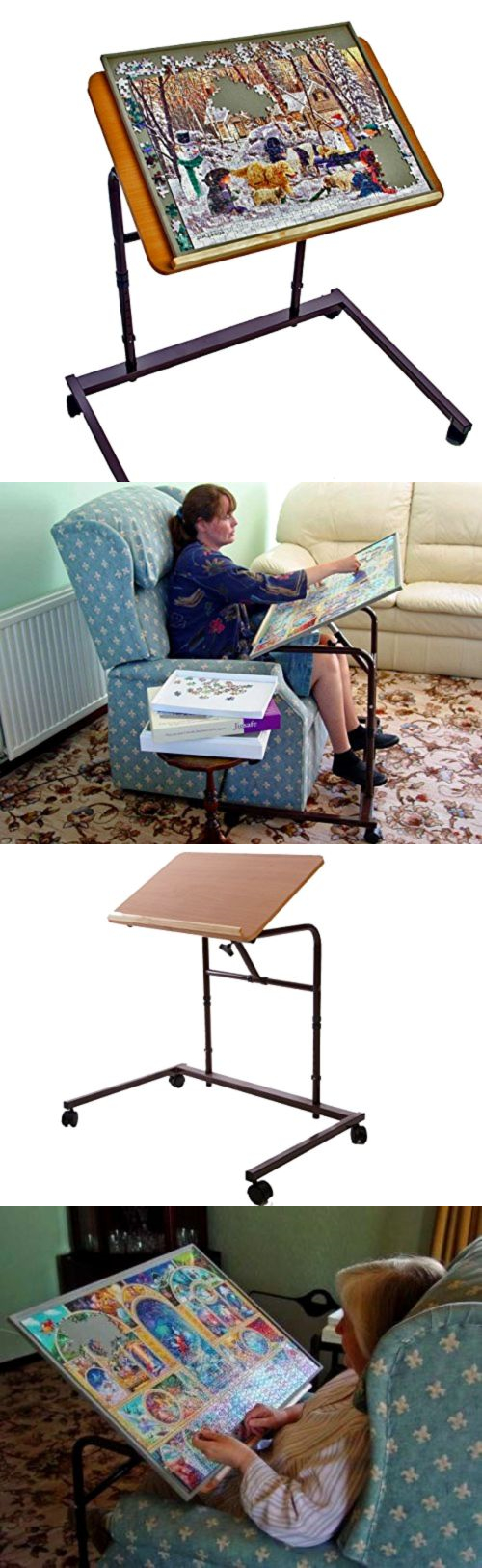 Storage Mats And Glue 180021: Jigsaw Puzzle Table Jig Table Easel Stand  Adult Jigsaw Puzzles