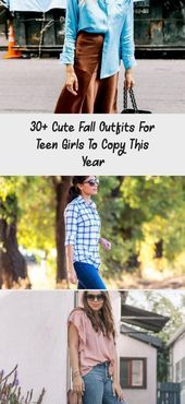 30+ Cute Fall Outfits For Teen Girls To Copy This Year - Clothing  30+ Cute Fall Outfits for Teen Girls to Copy This Year #EdgyTeenClothing #TeenClothingHoodie #TeenClothingForWinter #CheapTeenClothing    This image has get 0 repins.    Author: Genevieve Parker #Clothing #Copy #Cute #fall #Girls #Outfits #Teen #Year #teenagerkleider