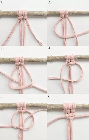 QUADRATISCHES KNOTEN-TUTORIAL. Möchten Sie Makramee-Knoten und Muster für Fre ...   - куклы шитье - #Fre #für #KNOTENTUTORIAL #MakrameeKnoten #Möchten #Muster #QUADRATISCHES #Sie #und #куклы #шитье #pillowedgingcrochet