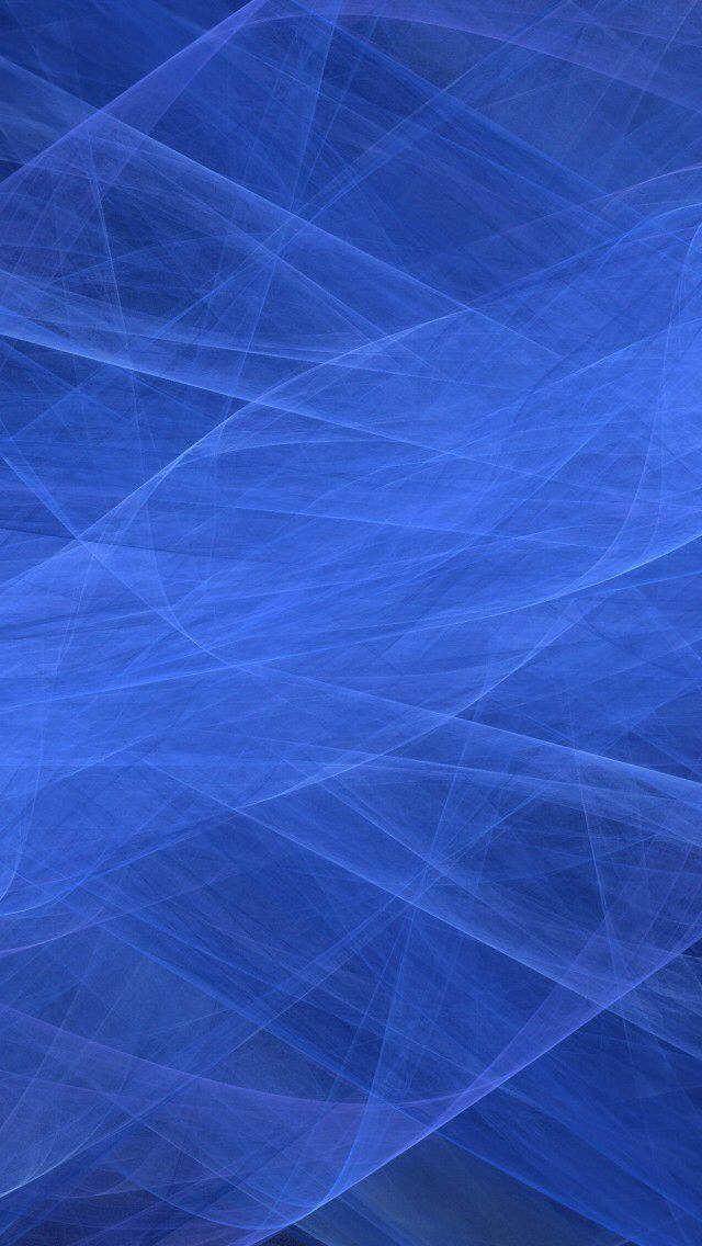 Blue Wallpaper iPhone