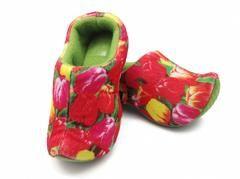 Dutch Wooden Shoe Slippers - DutchGiftOutlet  - 1
