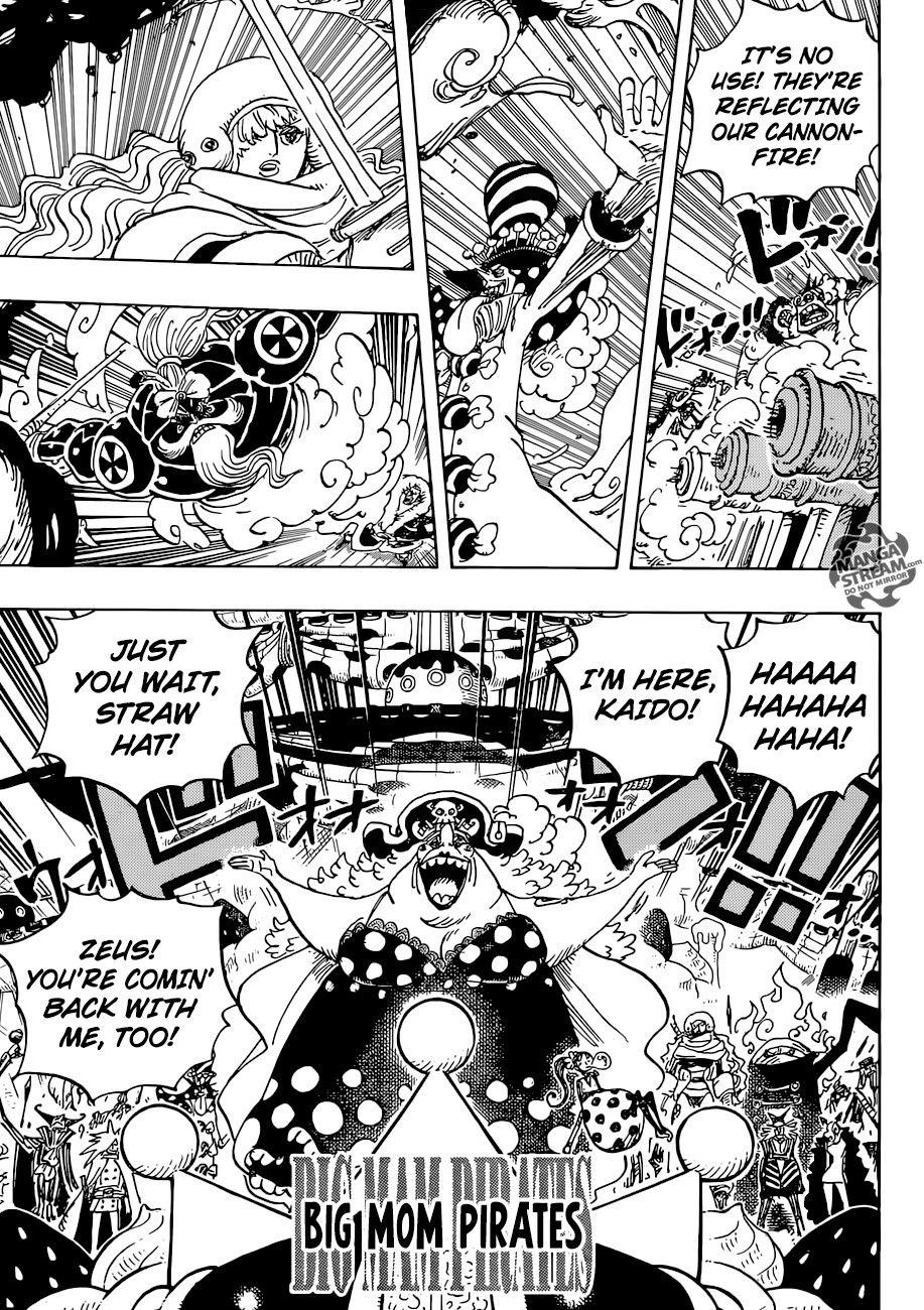 One Piece 930 One Piece Piece Luffy