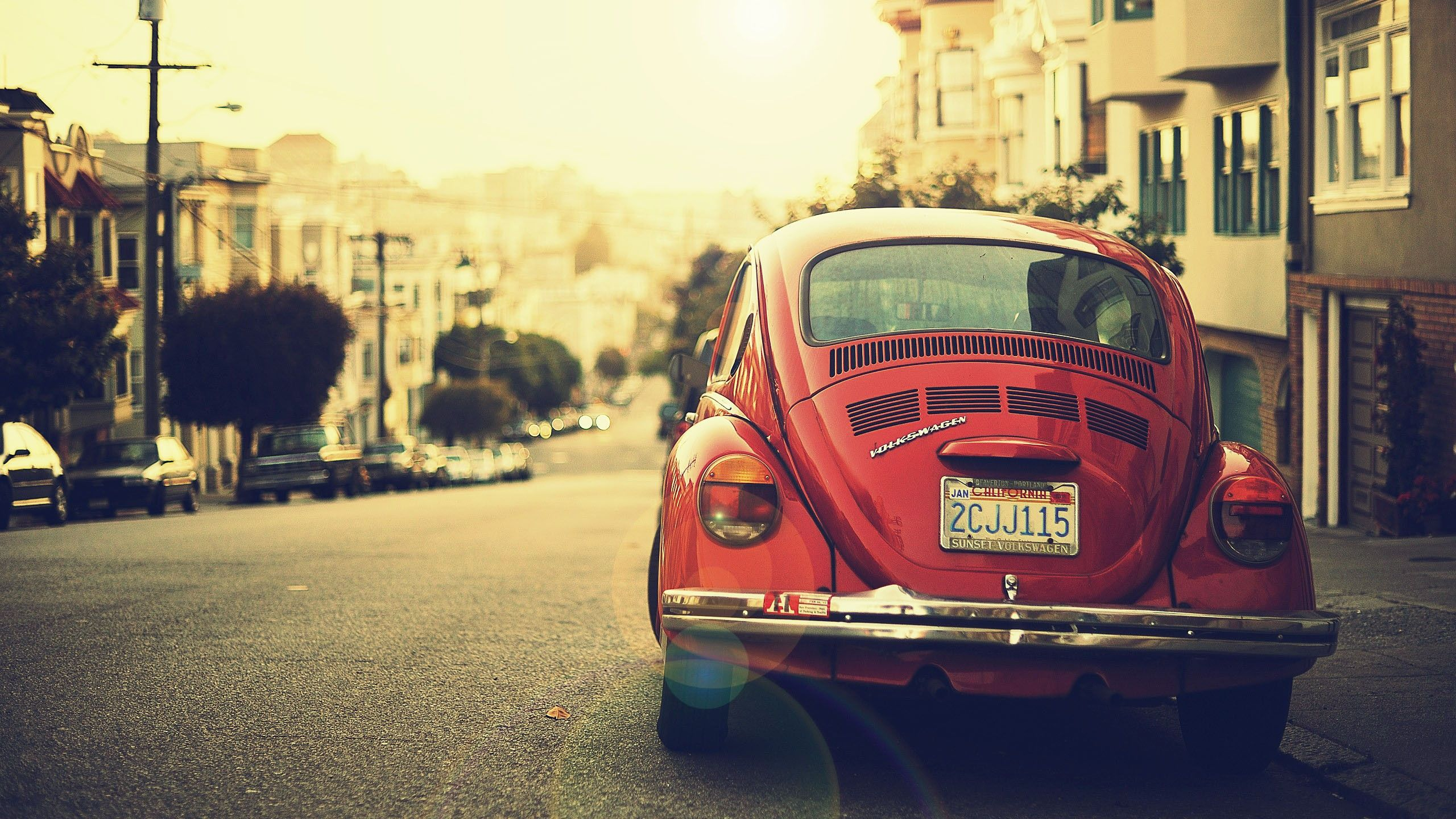 Here S How To Shoot High Dynamic Range Images Using Almost Any Camera Volkswagen Beetle Vintage Vintage Volkswagen Hipster Wallpaper