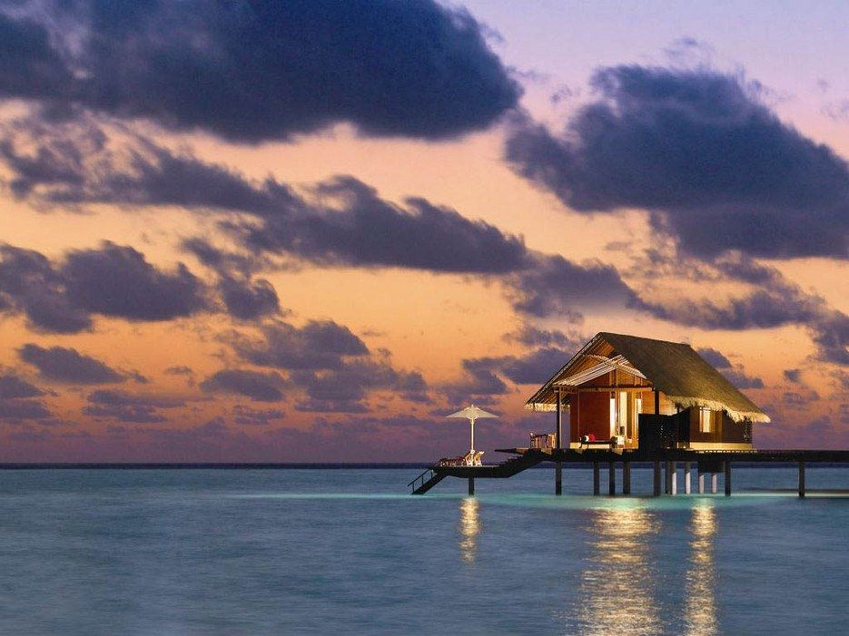 An instant favorite among honeymooners and celebrity couples, One