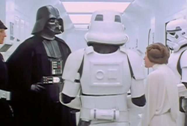 Listen To What Darth Vader Sounded Like On The Star Wars Set Star Wars Set Star Wars Darth Vader