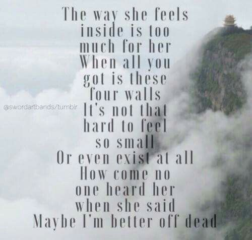 Better Off Dead Quotes SWS Better Off Dead  Better Off Dead Quotes