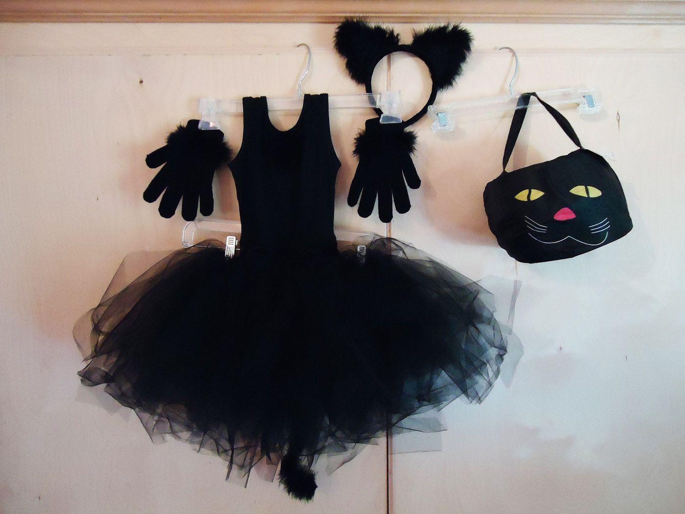 Black Cat kitty tutu costume girls. $79.99 via Etsy. & Black Cat kitty tutu costume girls. $79.99 via Etsy.   Holidays ...