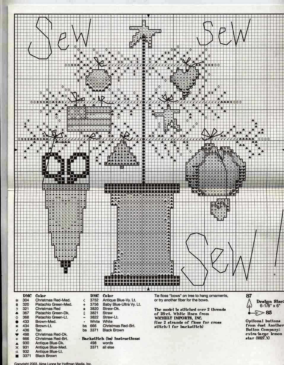 stitcher's xmas tree1