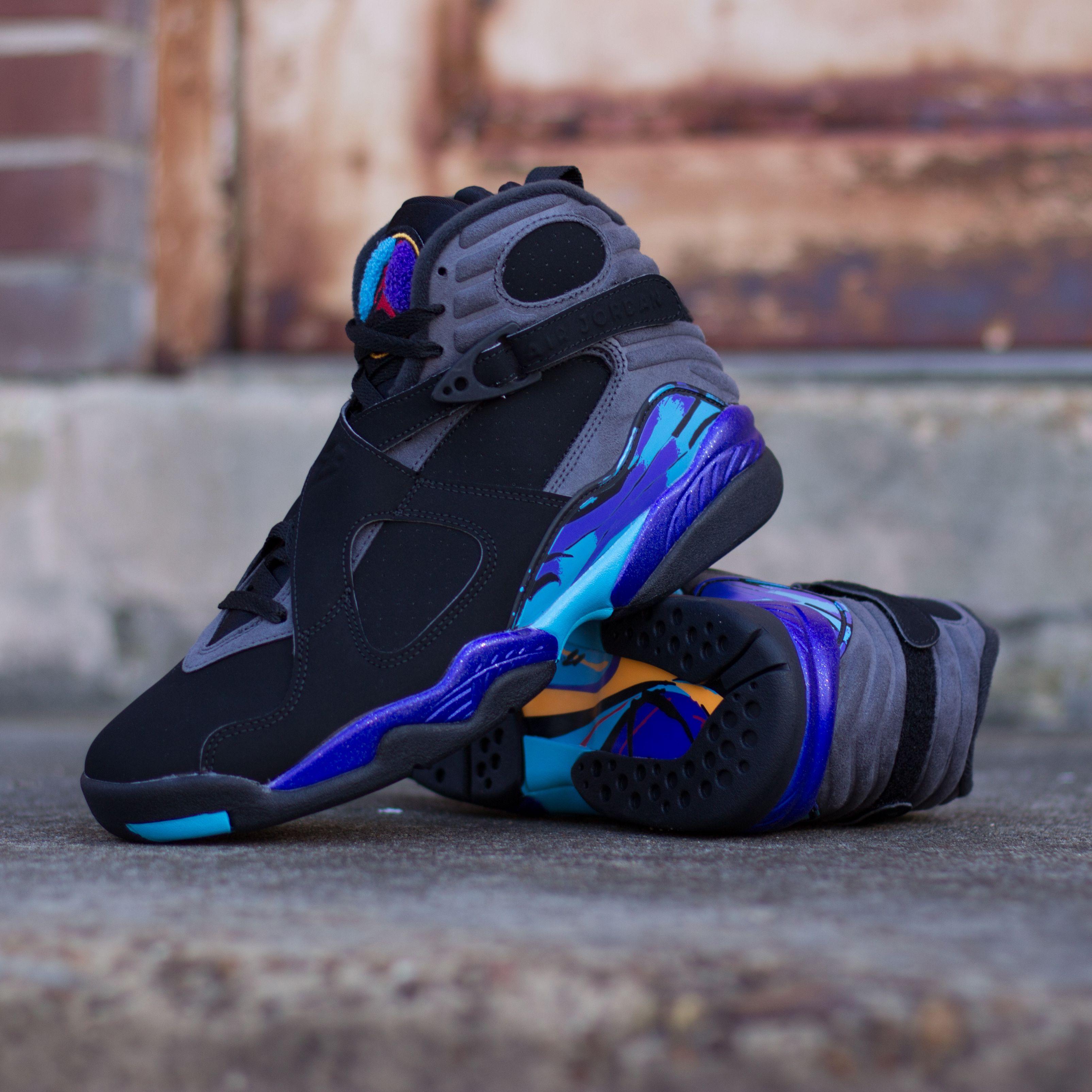 The Air Jordan 8 Retro \