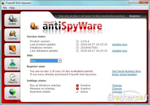 antispyware italiano