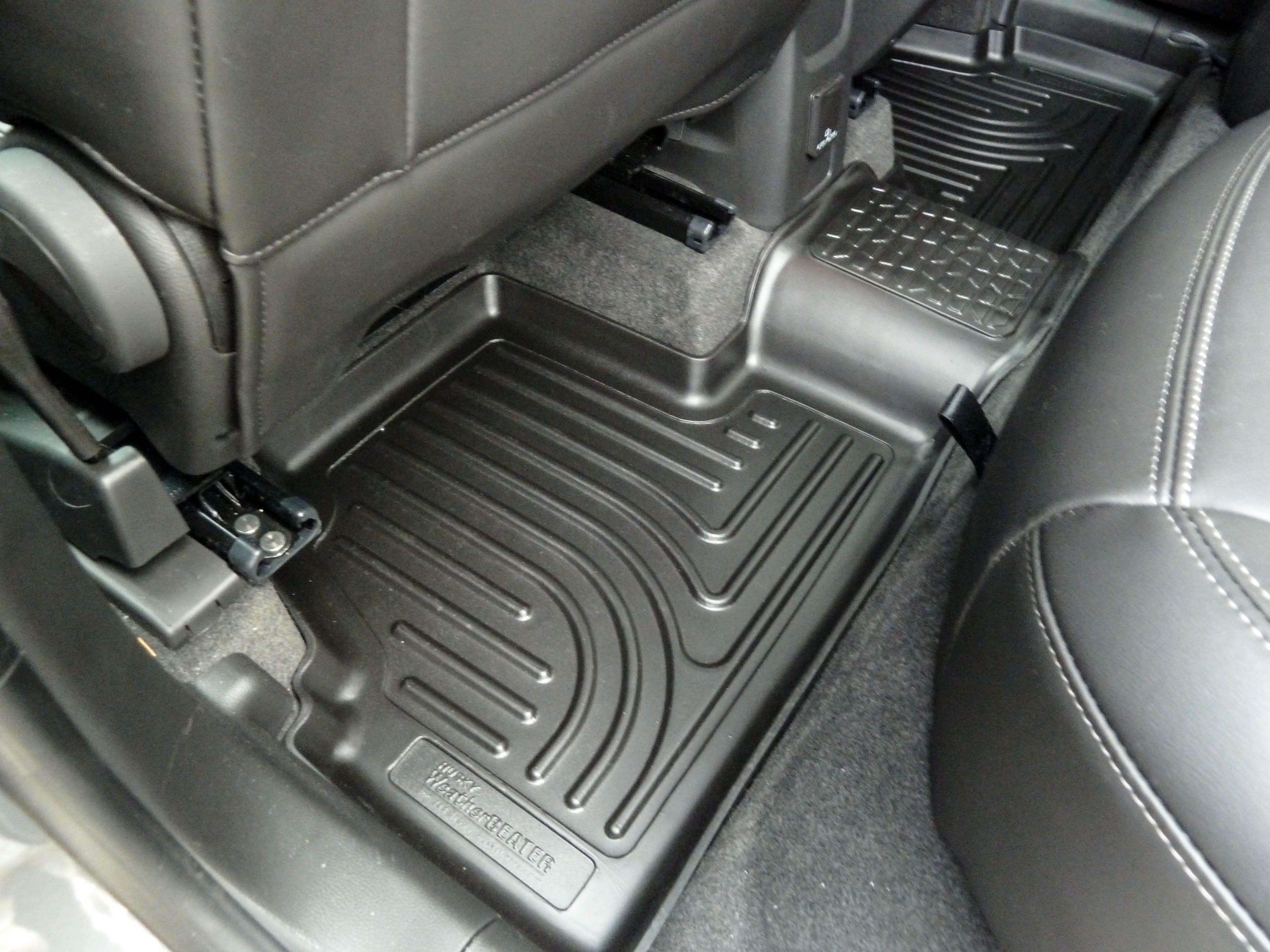 buick encore back seat. back seat husky liner installed in a buick encore b