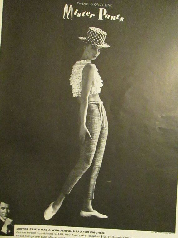 b68dc48b069 April 1, 1962 Vogue magazine, with beautiful colorful cover. Loads of black  and