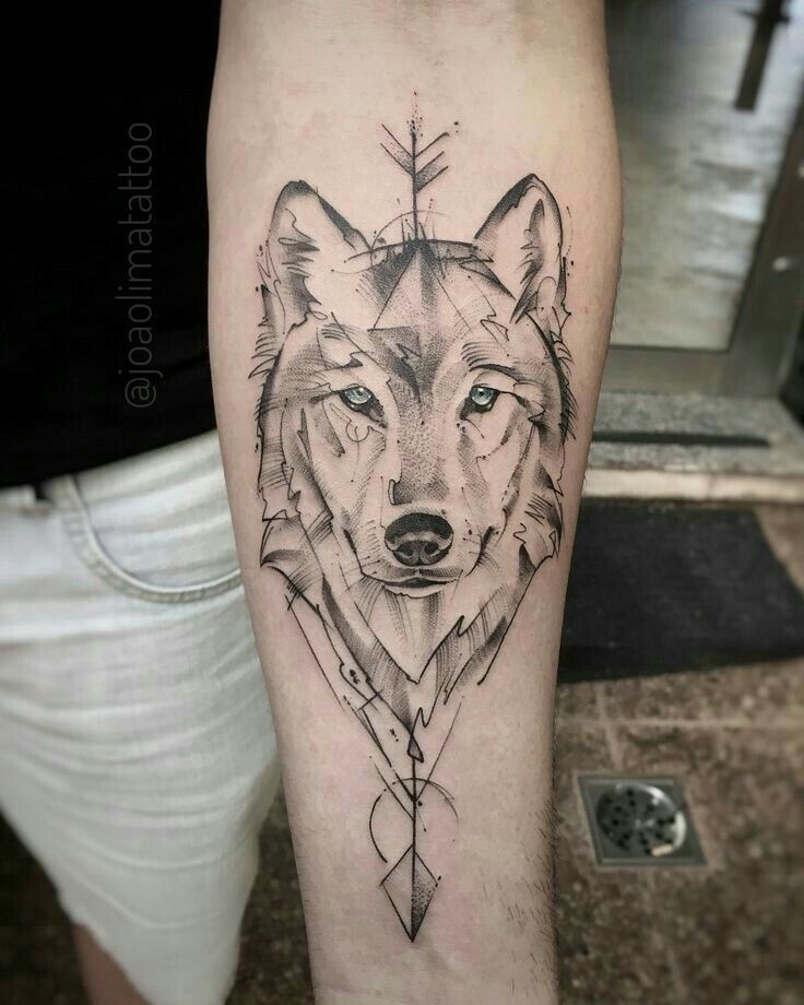 Pin By Steven Maria Paden On Wolf Wolf Tattoos Wolf Tattoo