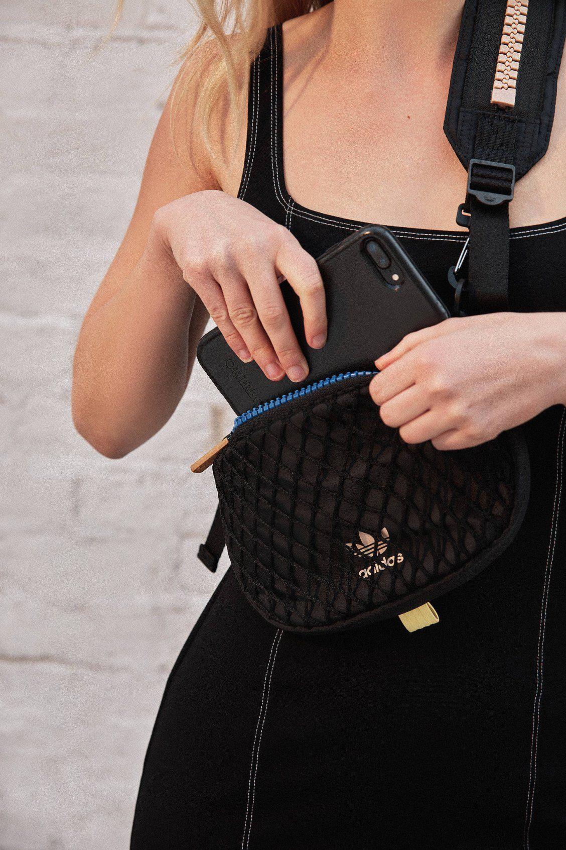39b59e77b821 adidas Webbed Pouch Bag