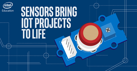 For IoT projects, sensors bring the data  Here are some