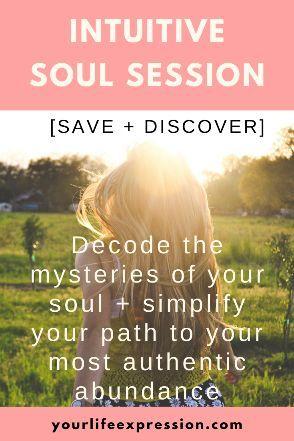 Photo of Intuitive Soul Session – Yiye Zhang