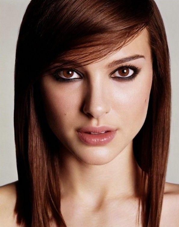 Makeup Tips For Brown Eyes Brown Hair Fair Skin Hair Color Auburn Hair Color Auburn Brown Makeup Tips For Brown Eyes