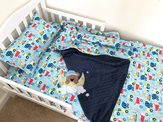 Cars Toddler Boy Bedding Set ...