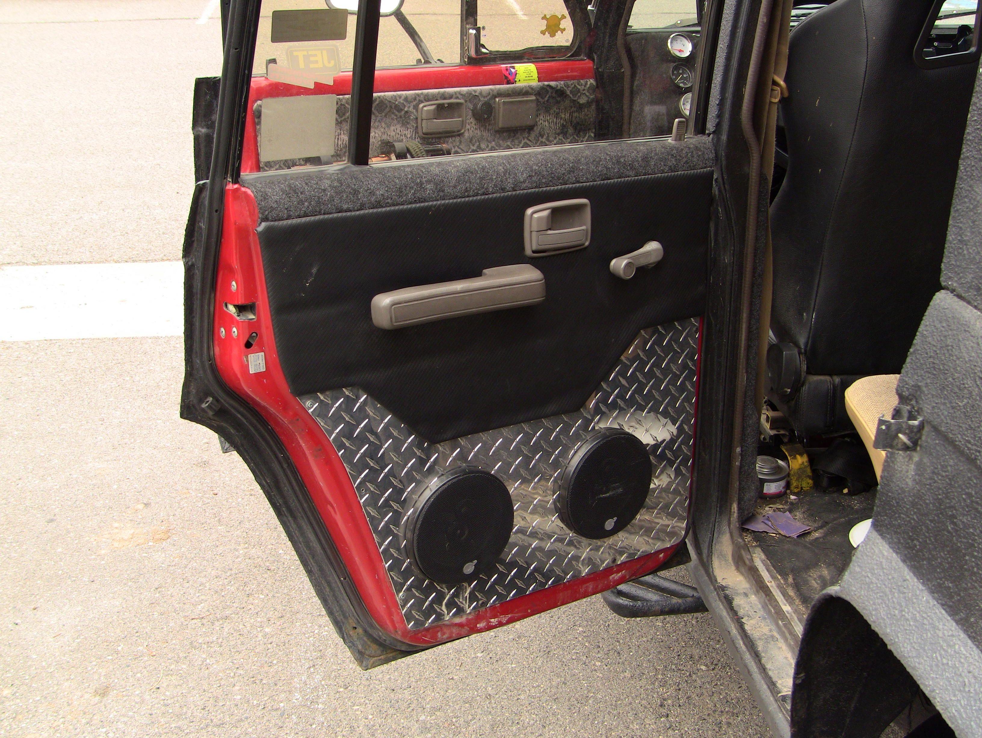 Isuzu Trooper Car Audio Wiring