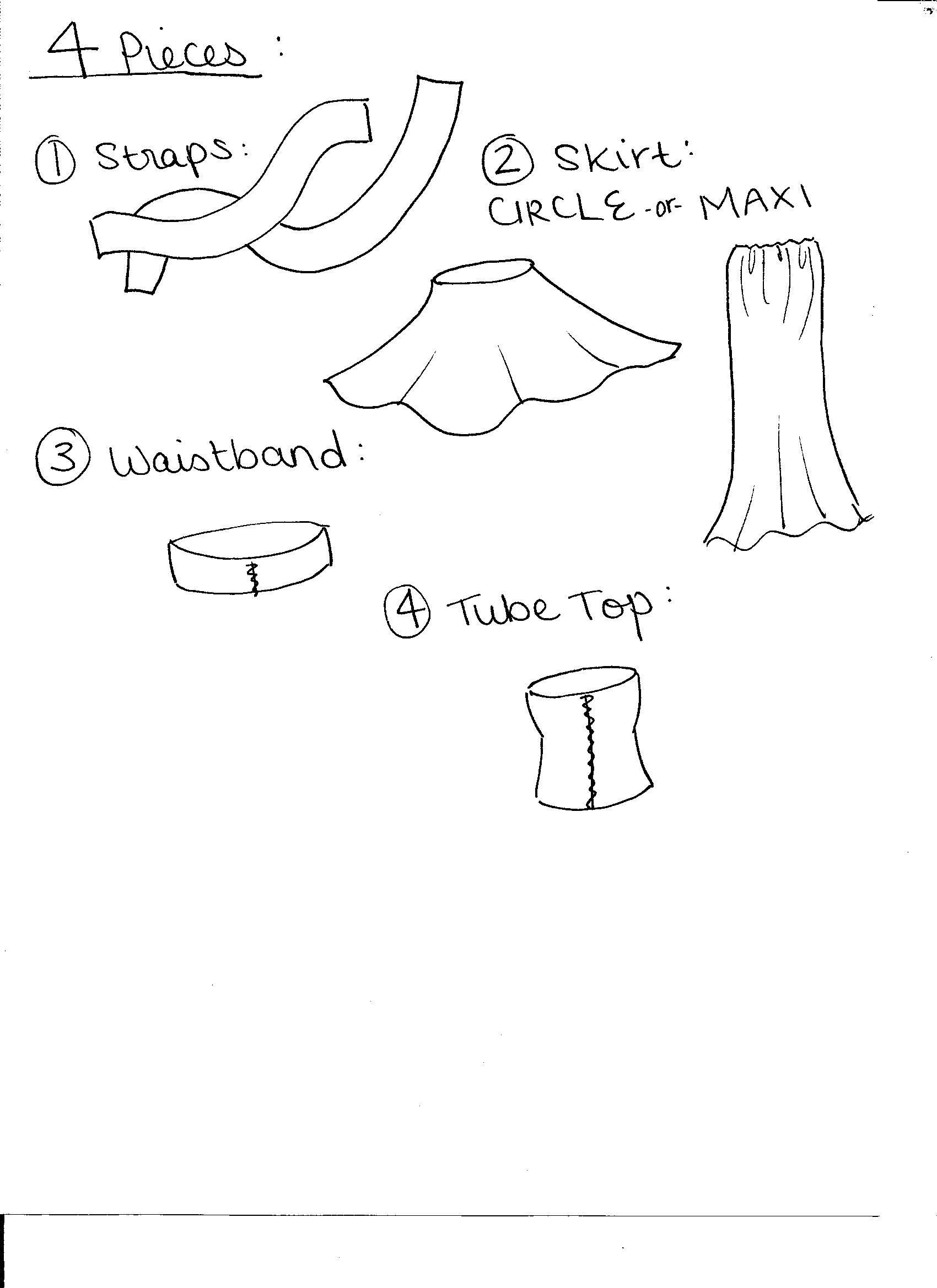 How to Make an Infinity Wrap Dress!!! This will blow your mind ...