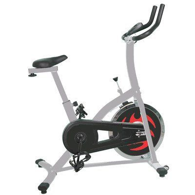Gym Of Fitness Upright Spinning Exercise Bike Fn98001b Review