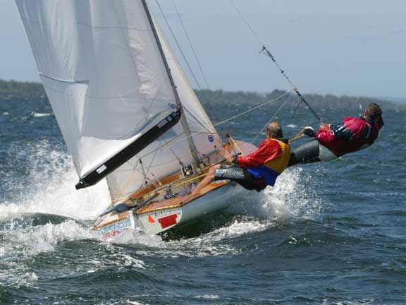 Image result for flying dutchman sailboat