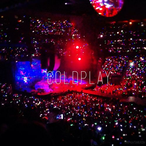 Coldplay One Day I Will See Them Live Baladas Dibujos Vida