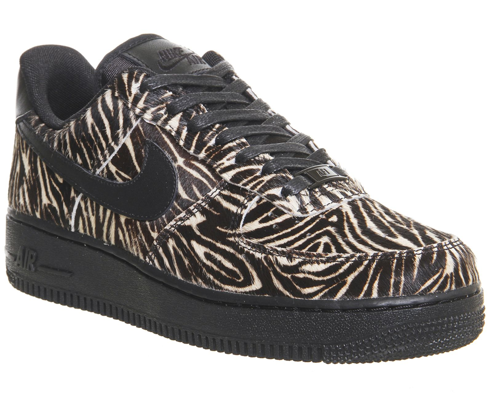 Nike Air Force 1 Lo Zebra Black Sail | OFFICE | Newness