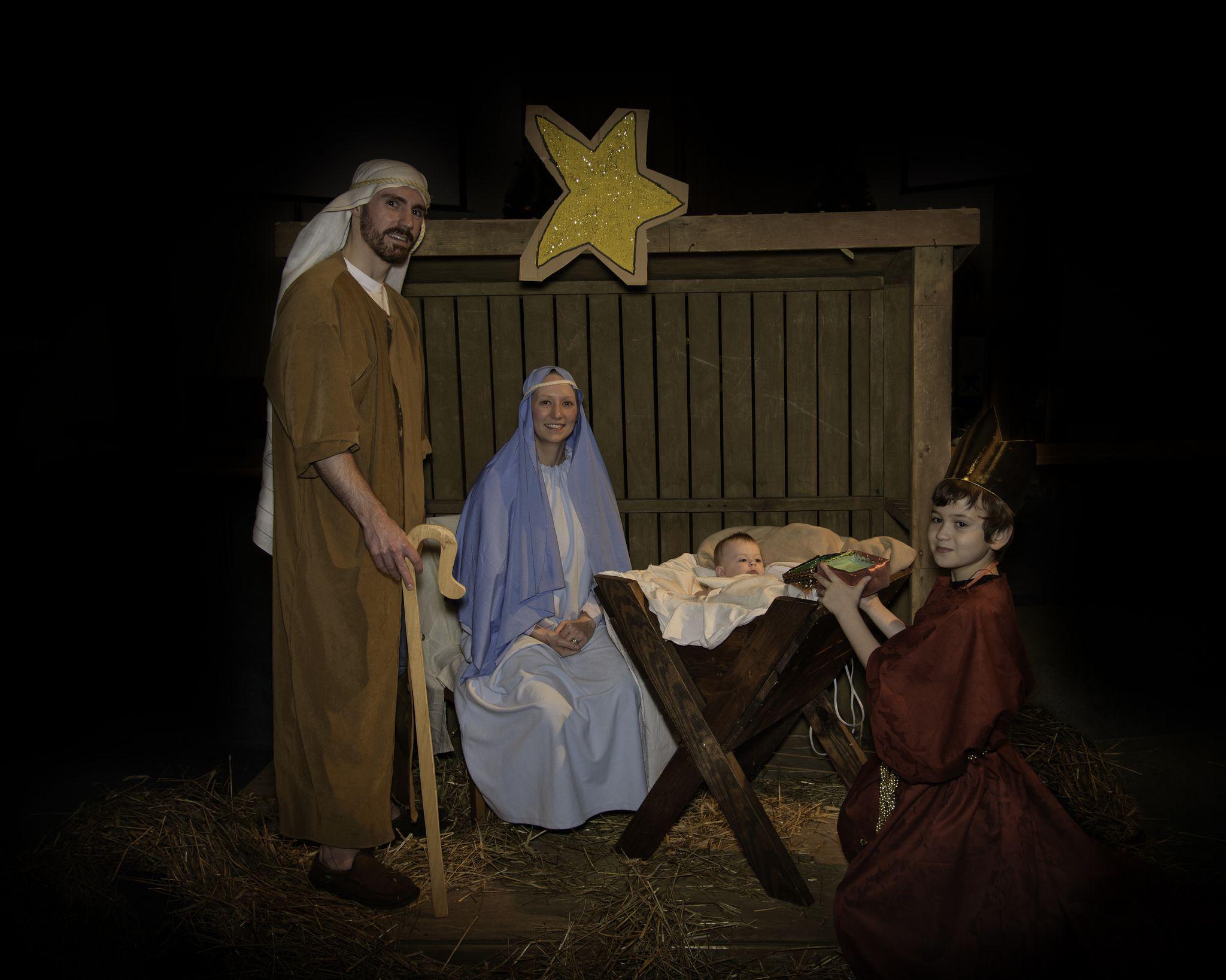 https://flic.kr/p/PJF4Va   Night in Bethlehem   Central Lutheran Church