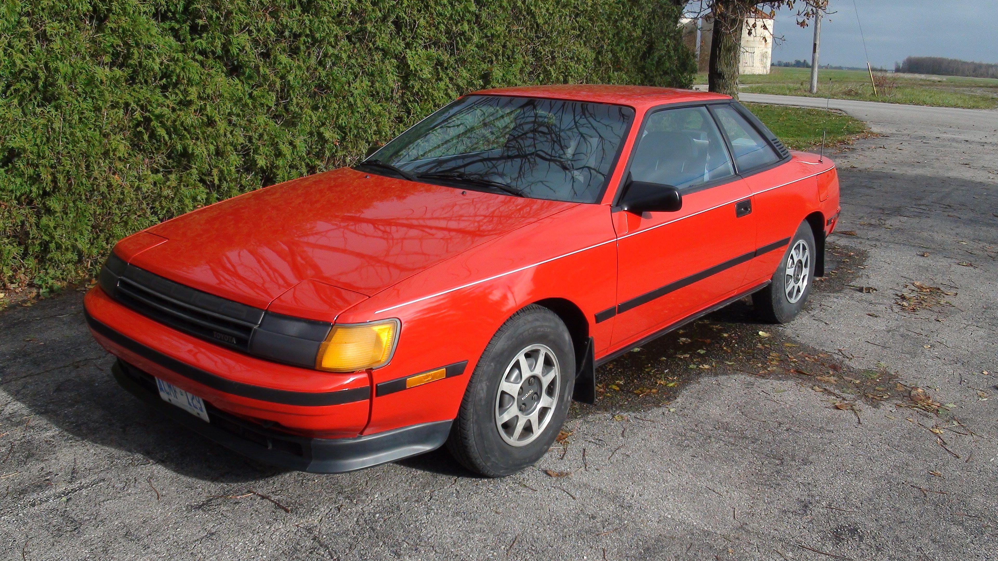 Kelebihan Toyota Celica 1986 Top Model Tahun Ini