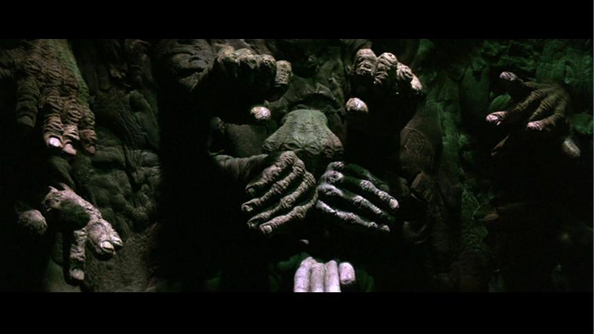 Helping Hands Labyrinth 1986 Labyrinth Illusions Scene