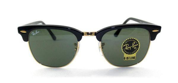 aeba30ba24798 Gafas de Sol   Ray Ban Clubmaster RB3016 W0365 Si te gustan estas gafas