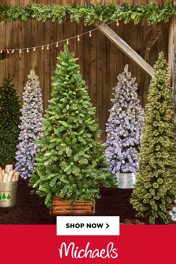Shop The Best Artificial Christmas Tree Lot In Town This Holiday Season Choose From Pre Lit Christmas Tree Christmas Tree Lots Best Artificial Christmas Trees