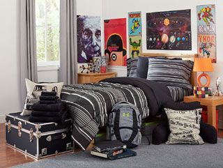 Shop Guys Twin XL Bedding Sets | College | Pinterest | College ... : quilts for college dorms - Adamdwight.com